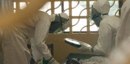 Wirus ebola zabija! Nie żyje znany lekarz