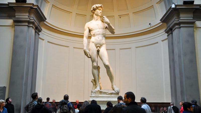 Galeria Akademii, Florencja