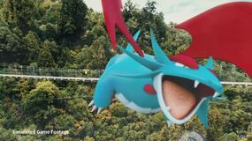 Pokemon GO z dynamiczną pogodą i nowymi stworkami 3 generacji