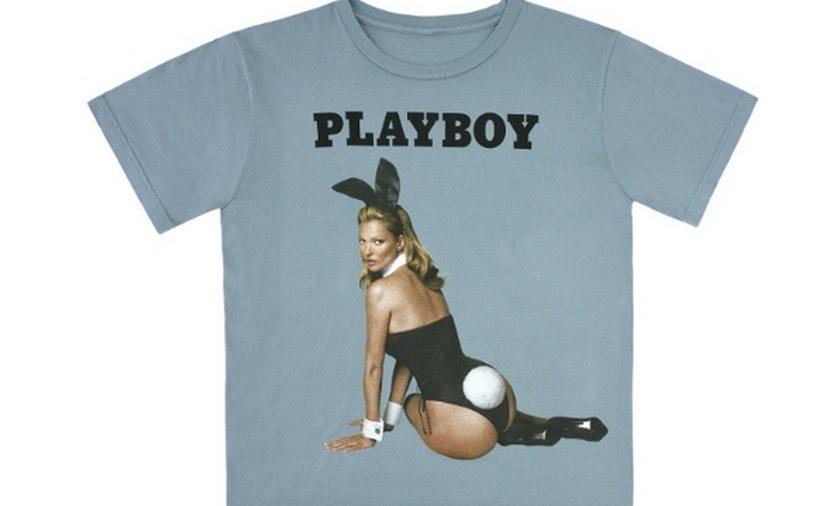 Koszulka Marca Jacobsa z Kate Moss