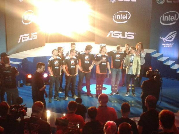 Virtus.Pro na Intel Extreme Masters w Katowicach