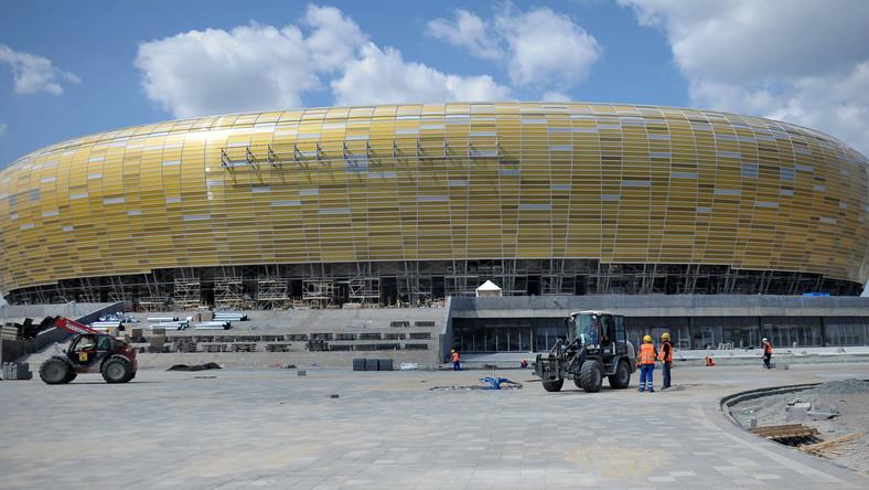 Francuzi nie chcą grać na nowym stadionie w Gdańsku