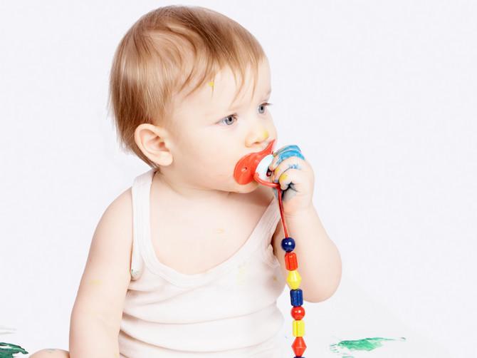 Odviknite dete od cucle