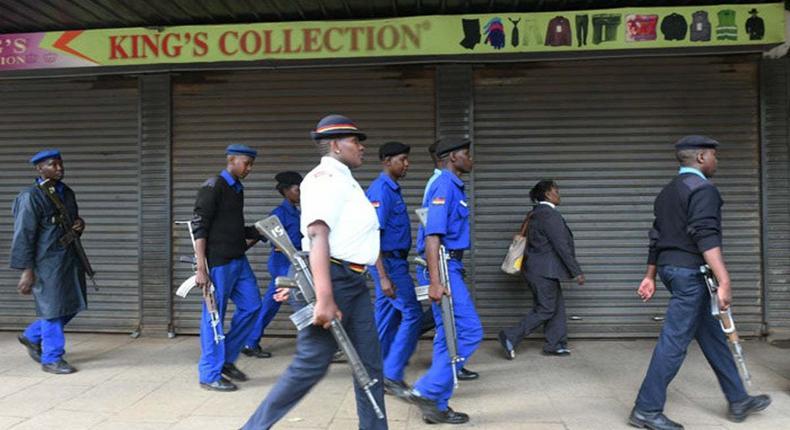 402 people arrested on Sunday - Interior Principal Secretary Karanja Kibicho reveals