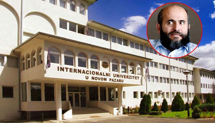 univerzitet novi pazar muamer zukorlić foto RAS Srbija V Lalic Wikipedia Univerzitet u Novom Pazaru