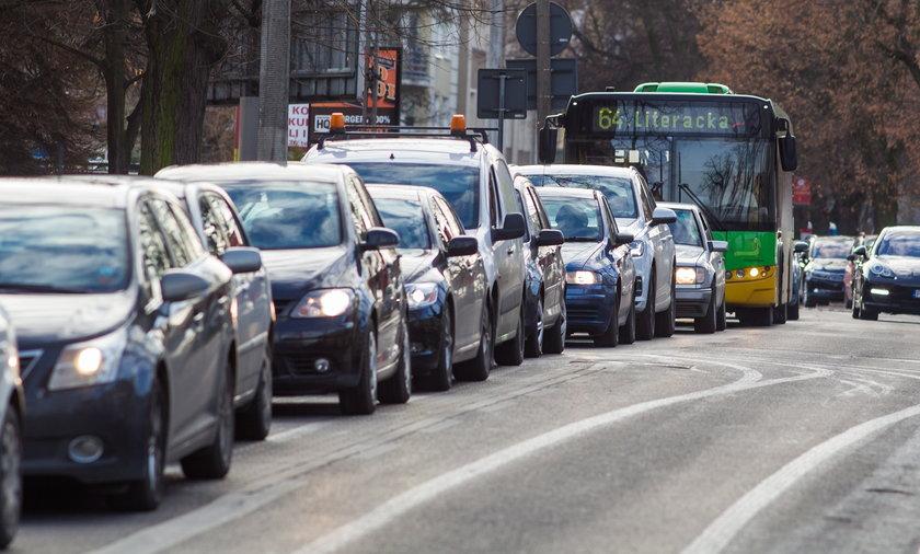Trwają konsultacje ws. utworzenia buspasa na ul. Kościelnej