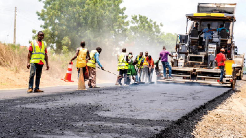 Major Construction Projects Ongoing/Illustration (Daily Trust)