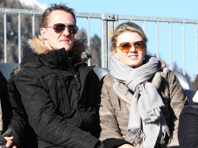Korina i Mihael Šumaher