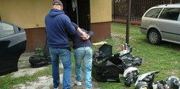 Policjanci odzyskali skradzione auta