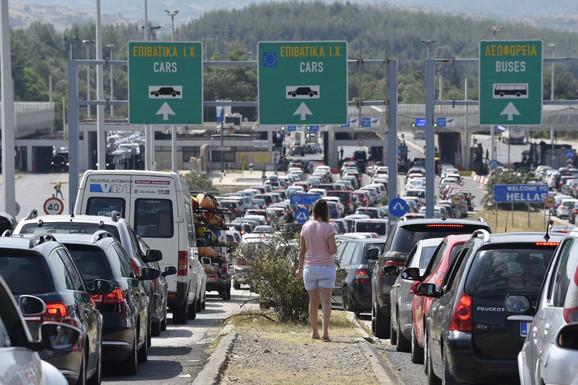 Grčke granice biće otvorene 15. juna