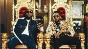 Patoranking and Davido in Confirm Visuals [YouTube Patoranking]