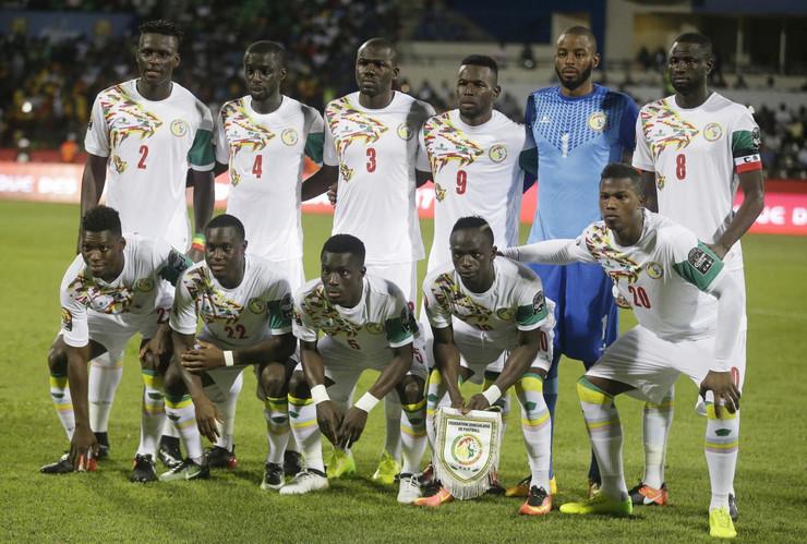 Fudbalska reprezentacija Senegala