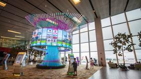 Trzy najpiękniejsze lotniska świata są w Azji