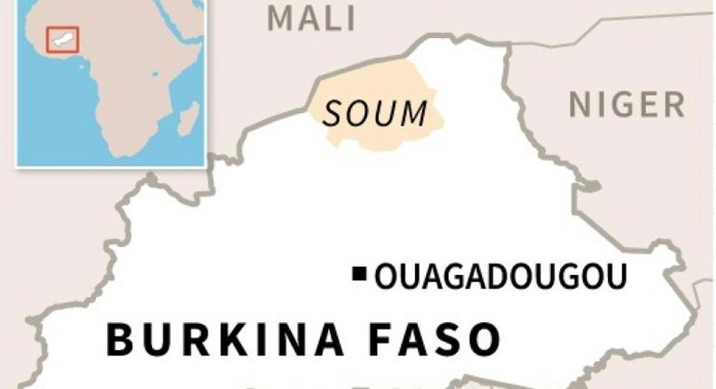 Armed individuals attacked a gold mining site in Soum province