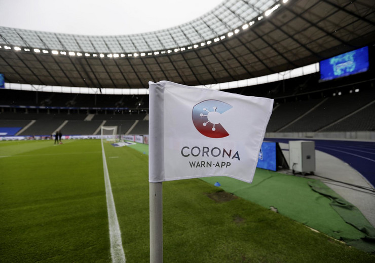 Korona fudbal