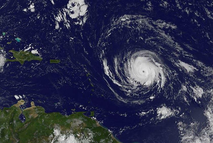 Kolejny huragan zagraża Ameryce