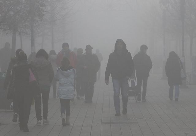 Zagađanje je jedan od najvećih problema u ovom gradu