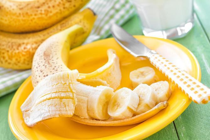 Banana je dobar izbor za većinu dijeta