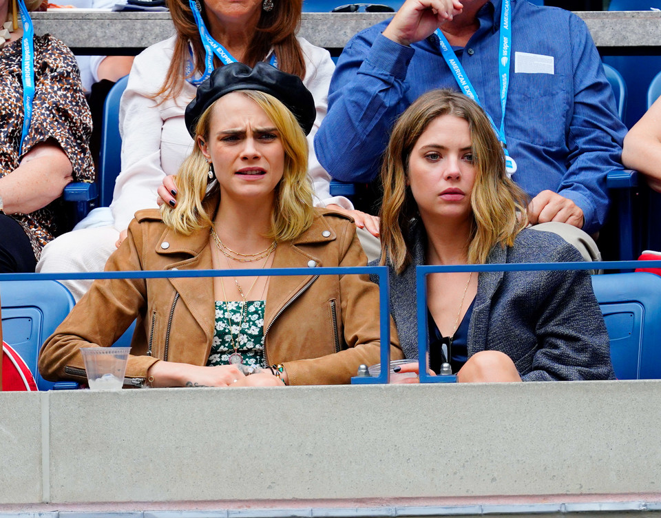 Cara Delevingne i Ashley Benson