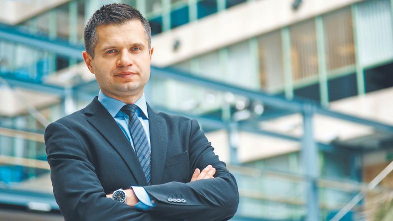 Piotr Bujak, główny ekonomista i dyrektor Departamentu Analiz Ekonomicznych PKO BP