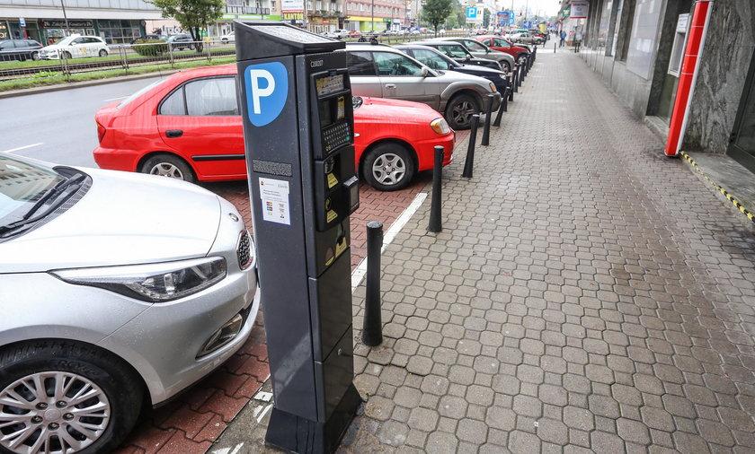Będą różne stawki za parkowanie?