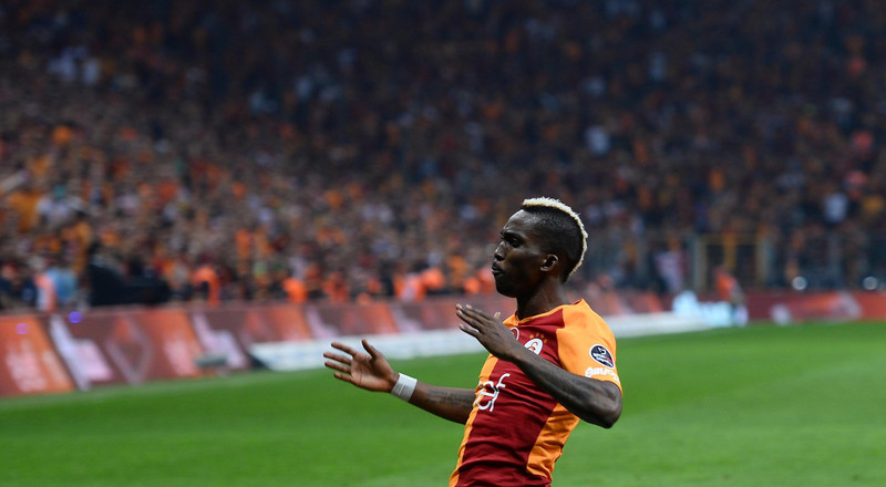 Super Eagles star Henry Onyekuru scores winning goal for Galatasaray in title decider to win league title in Turkey and complete a domestic double