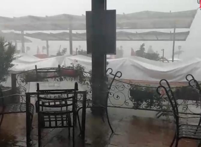 Žestoka oluja i zahlađenje pogodili su Beograd