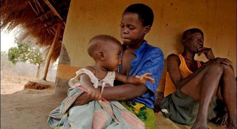 Tens of thousands of girls in Nigeria are married off before the age of 18 (image used for illustration) [Business Post]