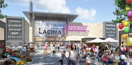 Takie będzie centrum handlowe Łacina