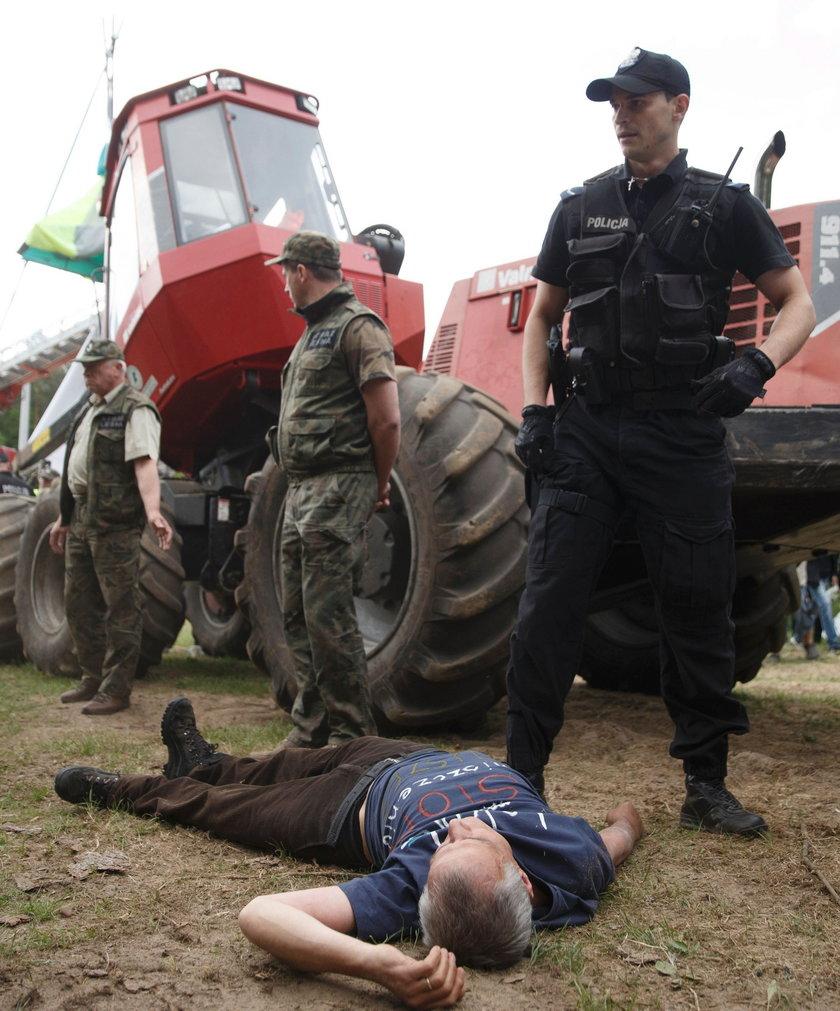 Protesty w Puszczy Białowieskiej. Policja skierowała wnioski o ukaranie do sądu