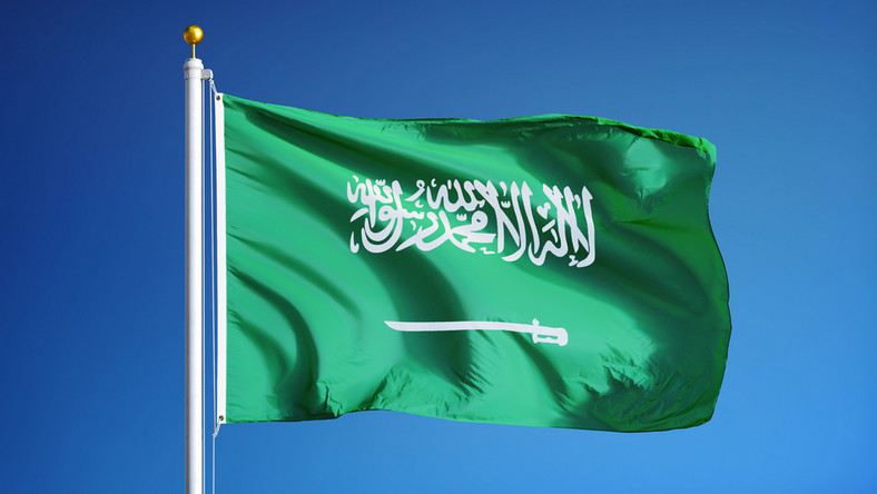 Arabia Saudyjska flaga Arabii Saudyjskiej