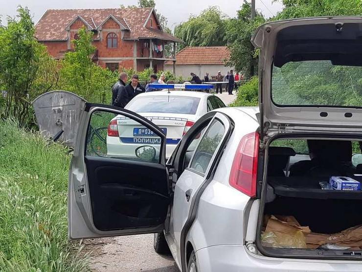 ubistvo, Brestovac, Leskovac