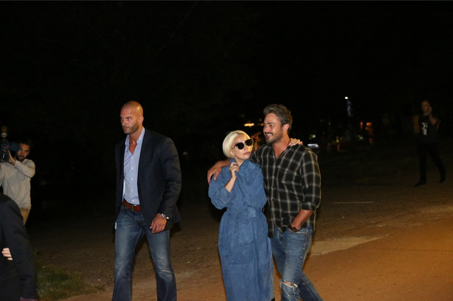 Lejdi Gaga i Tejlor Kini u Srbiji
