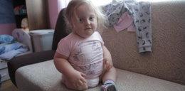 Dramatyczne wołanie o pomoc. 3-letnia Iga prosi o sprawną nogę