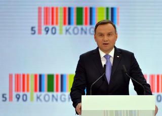 Prezydent: Zaszłości z początku transformacji są bolączką do dziś