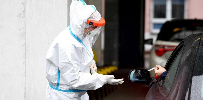 Koronawirus w Polsce. Ponad 21 tys. przypadków zakażeń
