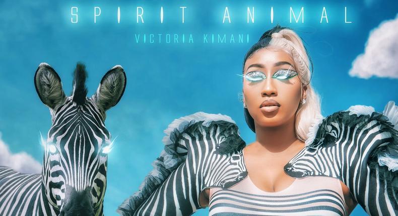 Victoria Kimani's new album, Spirit Animal