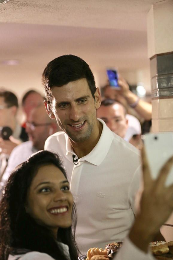 Novak Đoković na ulicama Njujorka posle osvajanja US Opena
