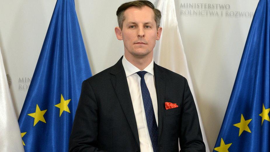 Prezes UOKiK Tomasz Chróstny