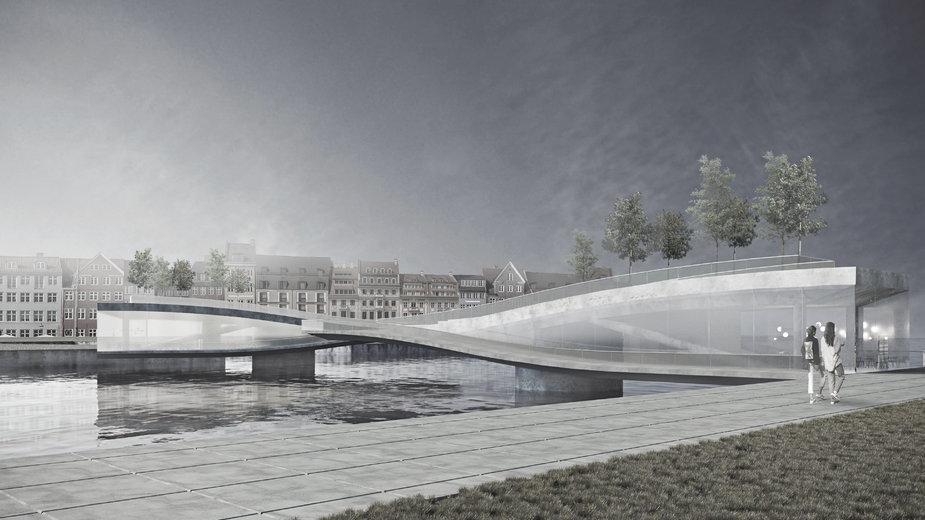 Most w Kopenchadze