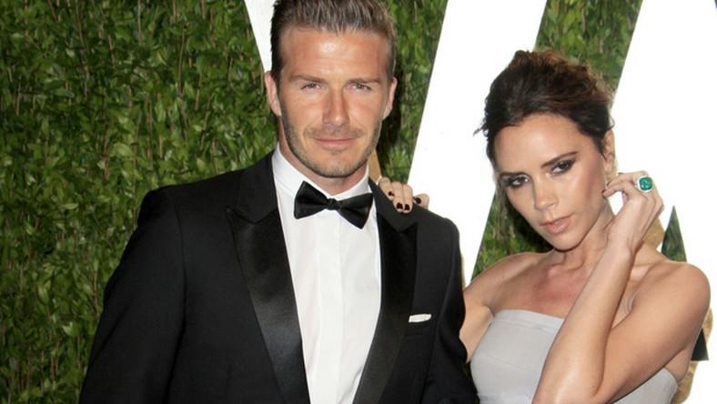 David Beckham; Victoria Beckham