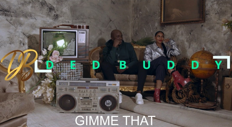 "DB (Ded Buddy) dishes out classic visual for latest ""Gimme That"" (WATCH)"