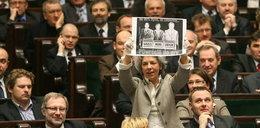 Nelli Rokita protestuje w Sejmie! Dlaczego?