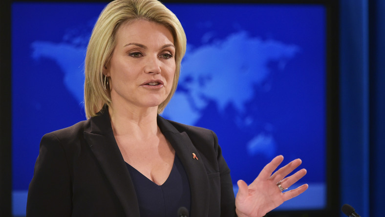 USA: Donald Trump mianował Heather  Nauert na ambasador USA przy ONZ