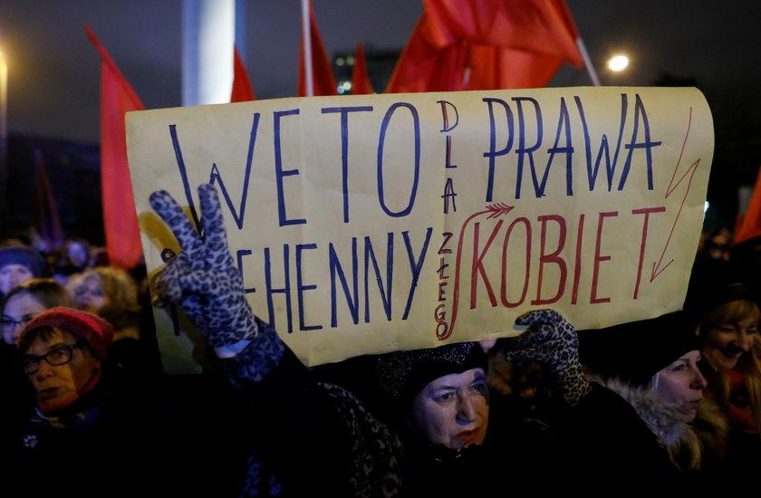 Protesty w całej Polsce