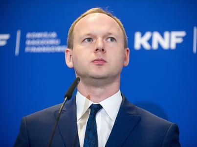 KNF ujawniła rejestr umów za 2017 r.
