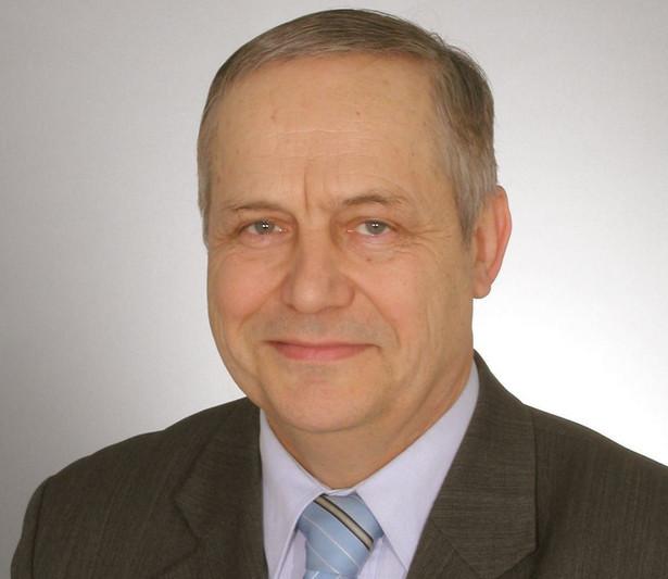dr Jerzy Pobocha, założyciel i pierwszy prezes Polskiego Towarzystwa Psychiatrii Sądowej.