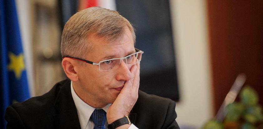 Rusza proces prezesa NIK. Grożą mu 3 lata więzienia