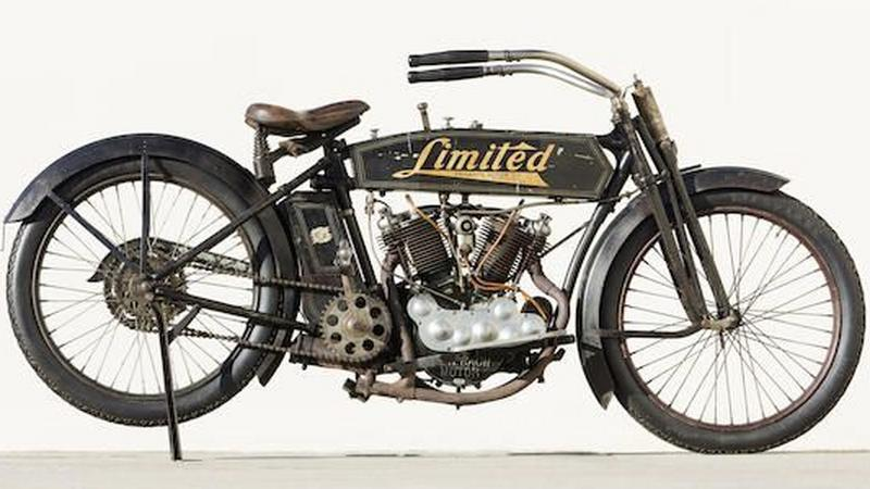 Feilbach Limited Twin z 1914 r.
