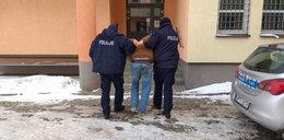 Mężczyzna zaatakował posterunek policji w Węgorzewie. Rzucił koktajlem Mołotowa, padły strzały...
